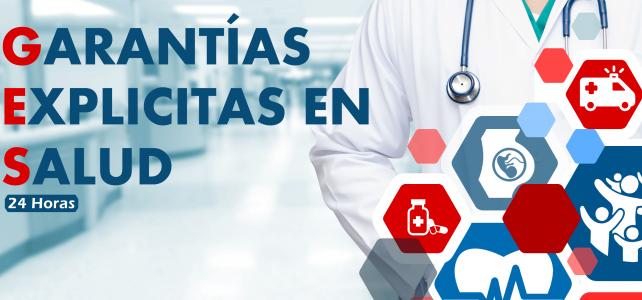 Curso Garantías explícitas en salud ONLINE